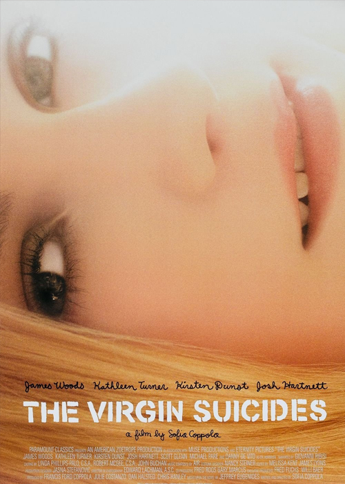 Movie poster image for 'THE VIRGIN SUICIDES'