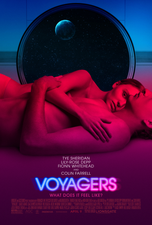 Movie poster image for VOYAGERS