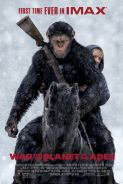 WAR FOR THE PLANET OF THE APES in IMAX