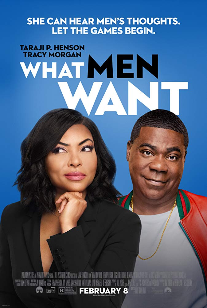 "Movie poster image for ""WHAT MEN WANT"""