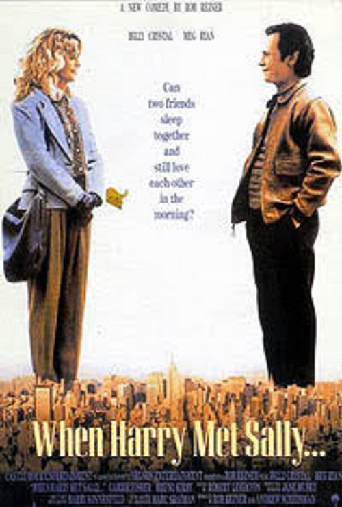 "Movie poster image for ""WHEN HARRY MET SALLY"""