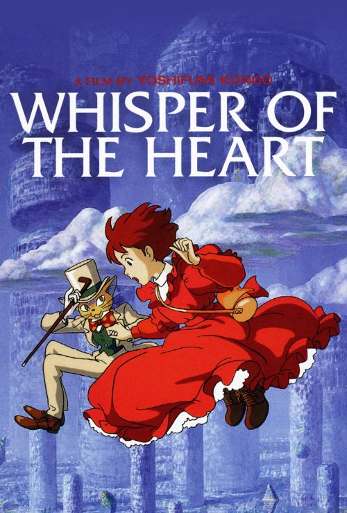 Movie poster image for WHISPER OF THE HEART - Studio Ghibli Festival