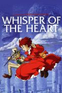 Poster of WHISPER OF THE HEART - Studio Ghibli Festival