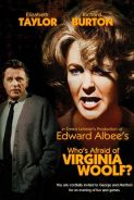 Movie poster image for WHO'S AFRAID OF VIRGINIA WOOLF? in 35MM