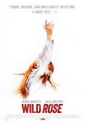 """Movie poster image for """"WILD ROSE"""""""