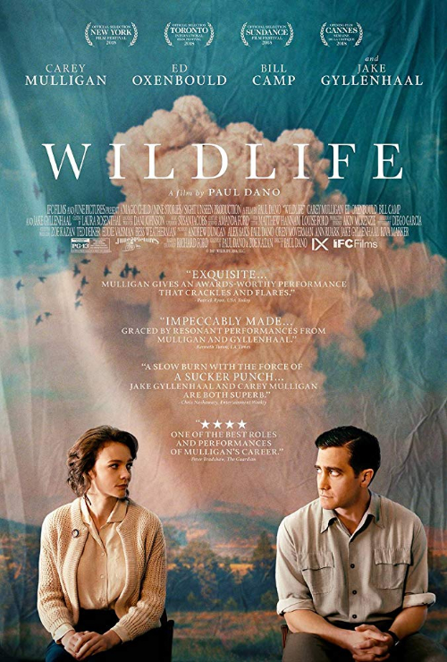 """Movie poster image for """"WILDLIFE"""""""