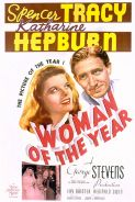 Movie poster image for WOMAN OF THE YEAR