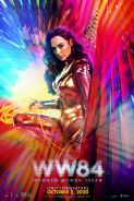 Movie poster image for WONDER WOMAN 1984