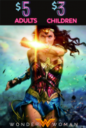 Movie poster image for WONDER WOMAN