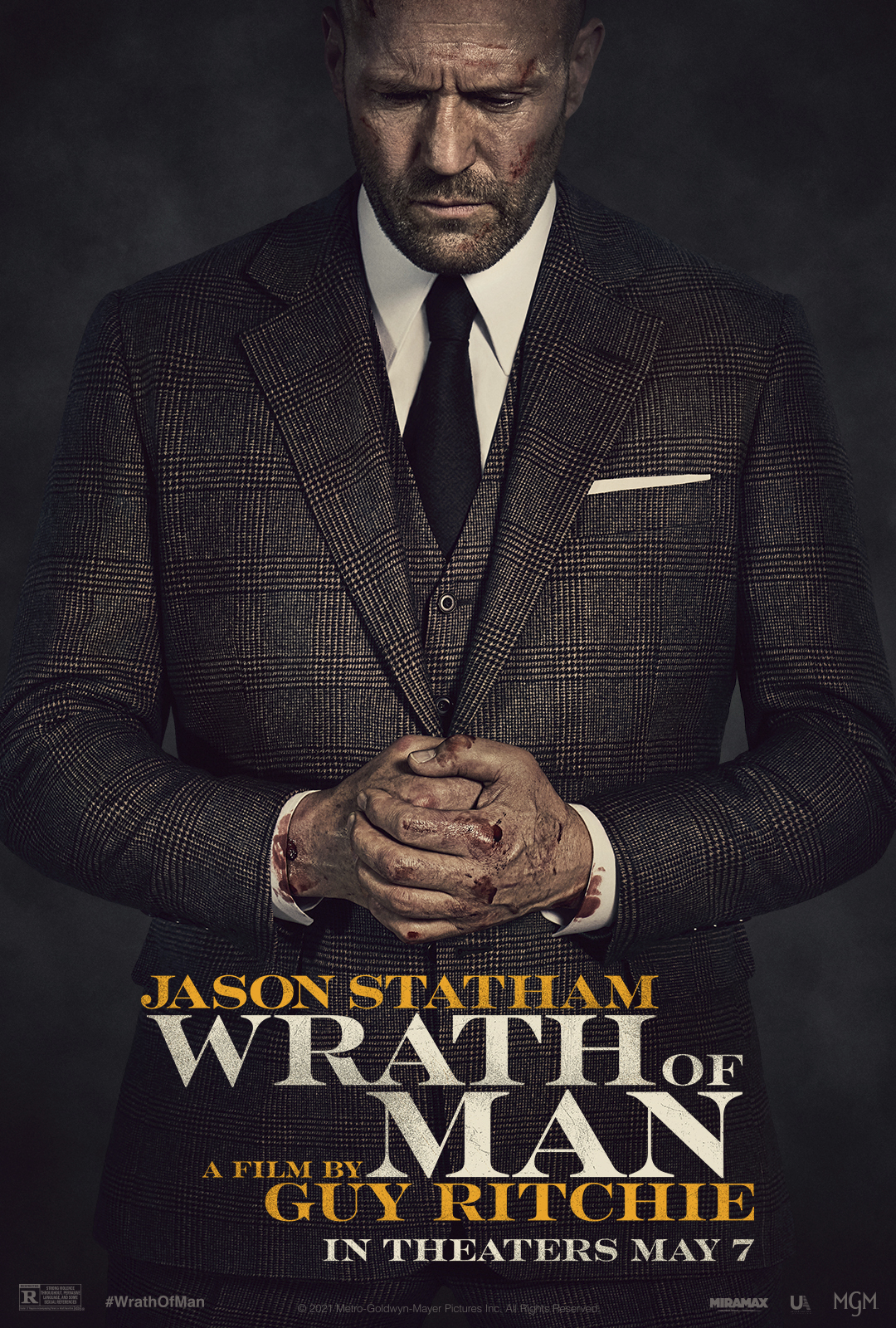Movie poster image for WRATH OF MAN
