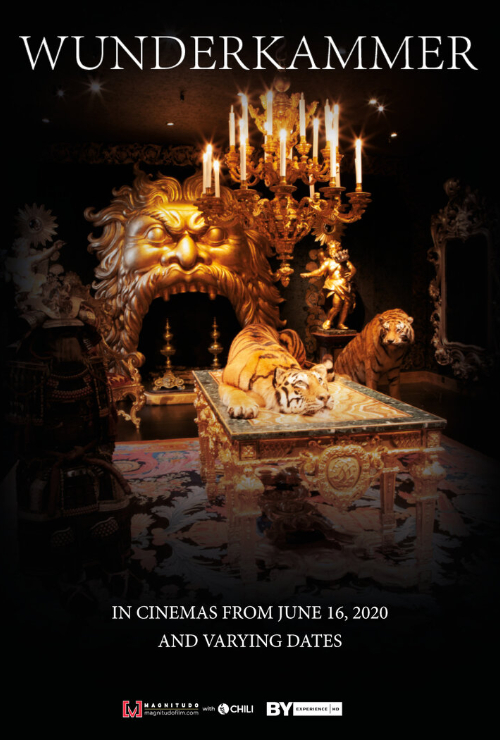 "Movie poster image for ""GREAT ART ON SCREEN: WUNDERKAMMER"""