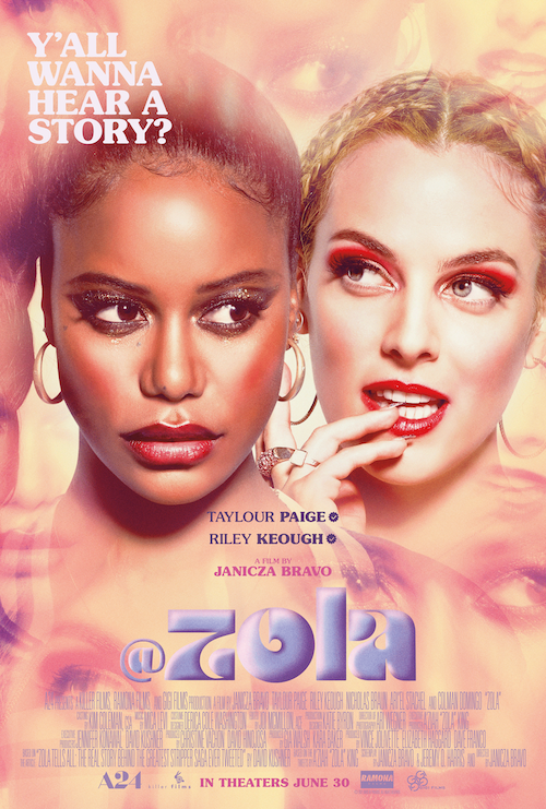 Movie poster image for ZOLA