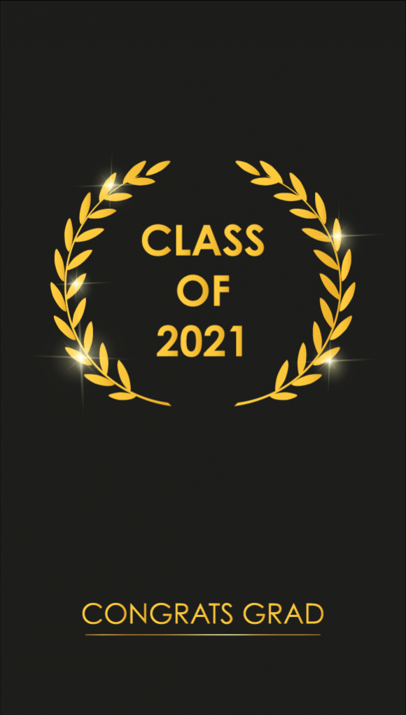 "Image of the ""Graduation"" e-gift card design"