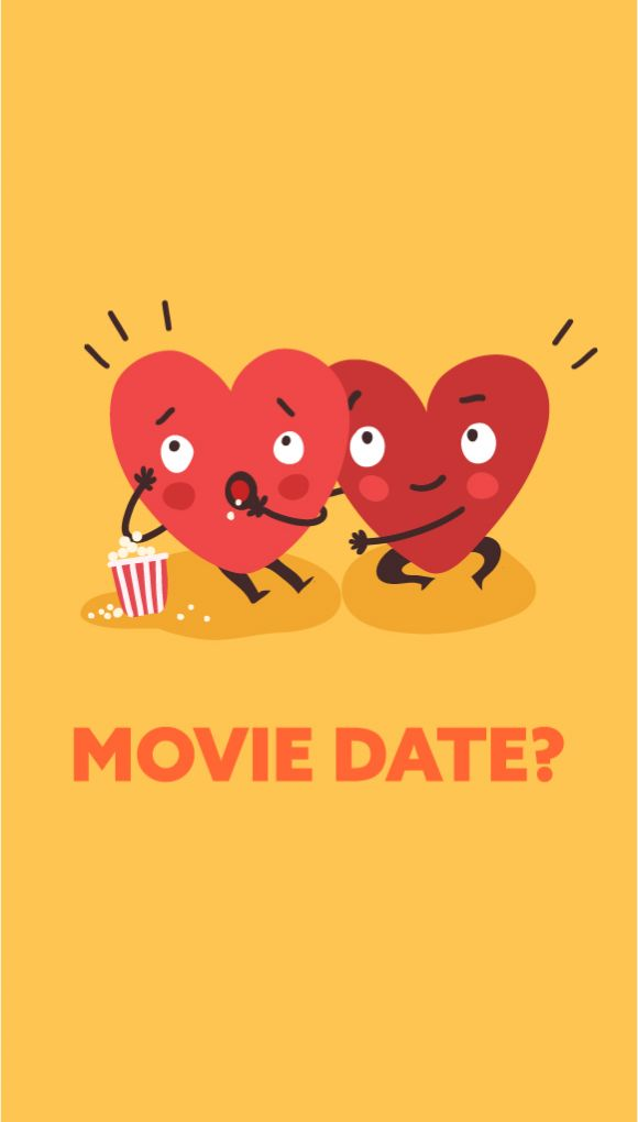 "Image of the ""Date Night"" e-gift card design"