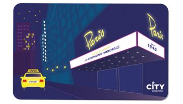 "Image of ""All Occasions - Paris Theatre"" physical gift card design"