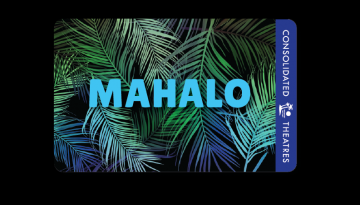 "Image of ""All Occasions - Mahalo"" physical gift card design"