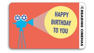 "Image of ""Birthday"" physical gift card design"