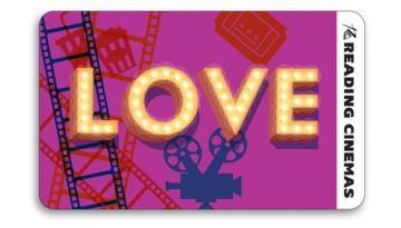 "Image of ""Love"" physical gift card design"
