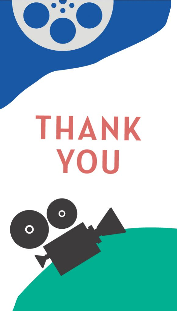 "Image of the ""Thank You"" e-gift card design"