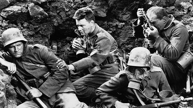 ALL QUIET ON THE WESTERN FRONT - Golden Age of Hollywood