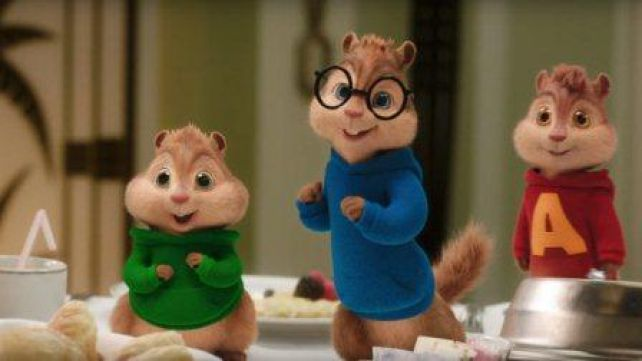 ALVIN AND THE CHIPMUNKS: THE ROAD CHIP - KEIKI FILM HUI