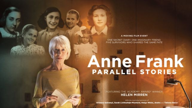 #ANNEFRANK PARALLEL STORIES