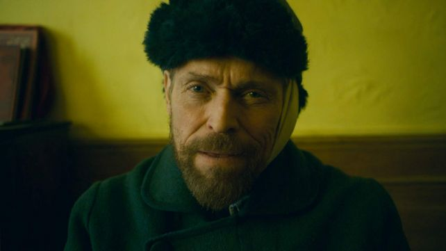 Q&A with Willem Dafoe - AT ETERNITY'S GATE