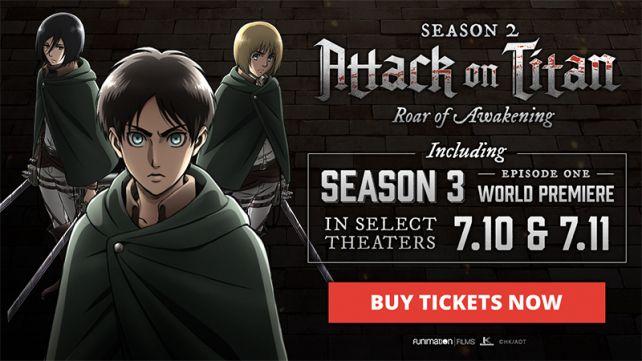 ATTACK ON TITAN SEASON 3 EPISODE 1