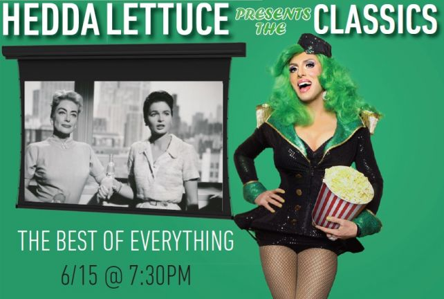 HEDDA LETTUCE PRESENTS: THE BEST OF EVERYTHING