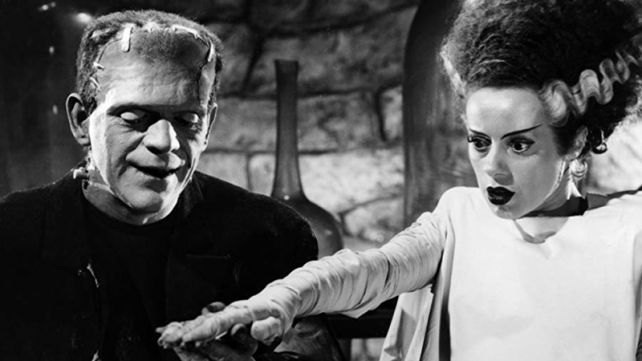 BRIDE OF FRANKENSTEIN - Golden Age of Hollywood