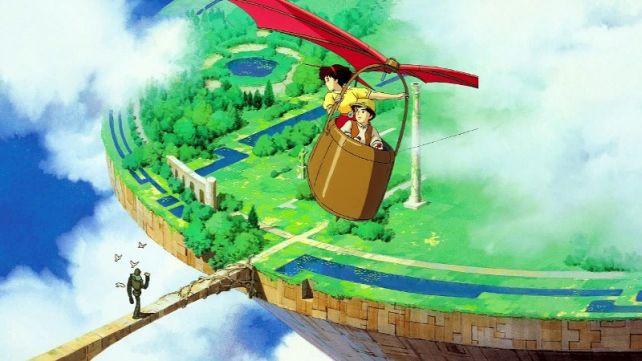 CASTLE IN THE SKY - Studio Ghibli Festival
