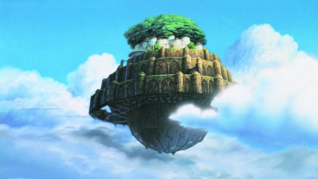 CASTLE IN THE SKY (Dubbed) - Studio Ghibli Festival