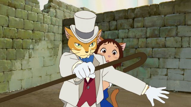 THE CAT RETURNS (Dubbed) - Studio Ghibli Festival