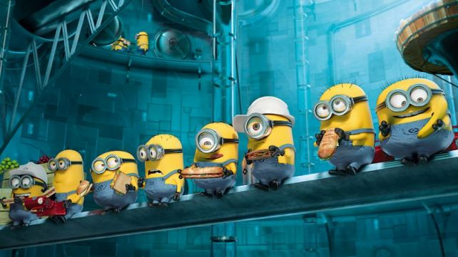 DESPICABLE ME 2 - Reel Kids Summer Series