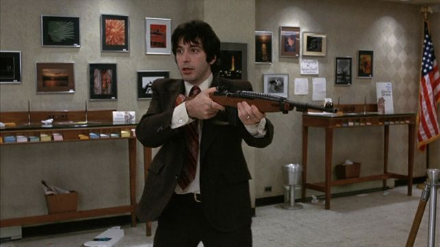DOG DAY AFTERNOON in 35MM
