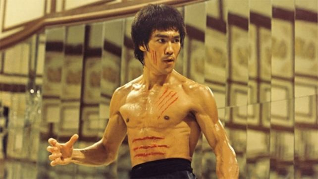 ENTER THE DRAGON in 35MM