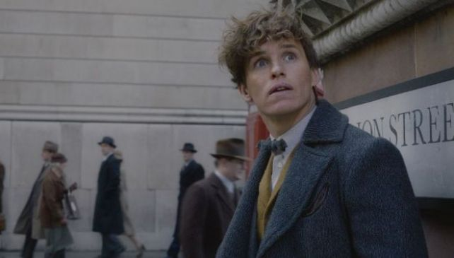 FANTASTIC BEAST AND THE CRIMES OF GRINDELWALD