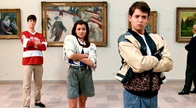 FERRIS BUELLER'S DAY OFF - Greatest Films