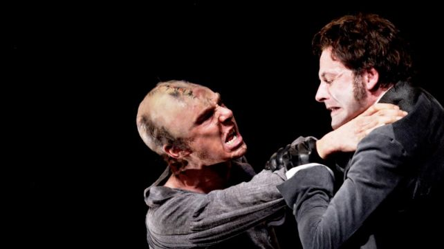 NATIONAL THEATRE LIVE - FRANKENSTEIN - with Benedict Cumberbatch as The Creature