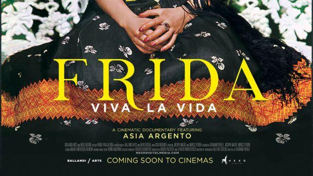 GREAT ART ON SCREEN: FRIDA VIVA LA VIDA