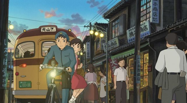FROM UP ON POPPY HILL (Dubbed) - Studio Ghibli Festival