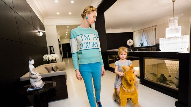 Q&A with Director Lauren Greenfield - GENERATION WEALTH