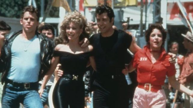 GREASE - Greatest Films of All Time