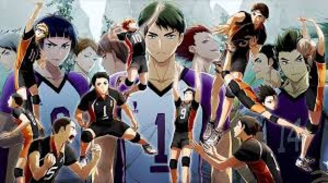 HAIKYU!! THE MOVE: BATTLE OF CONCEPTS