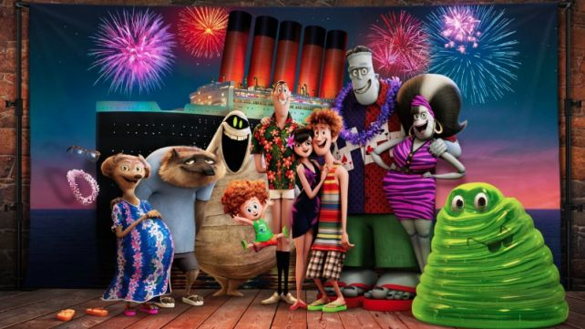 HOTEL TRANSYLVANIA 3: SUMMER VACATION - Reel Kids Summer Film Series