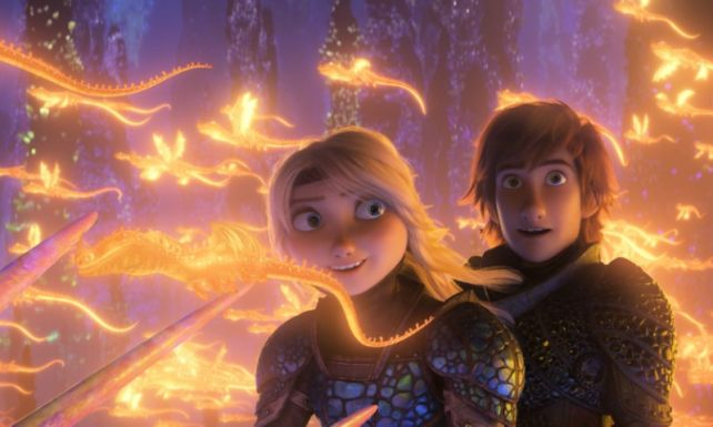 HOW TO TRAIN YOUR DRAGON: THE HIDDEN WORLD - Keiki Film Hui