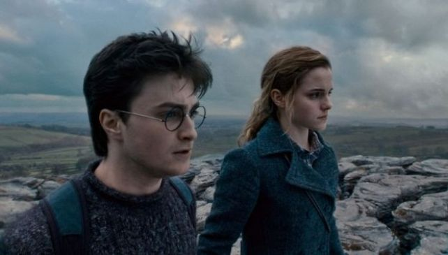 HARRY POTTER AND THE DEADLY HALLOWS: PART 1