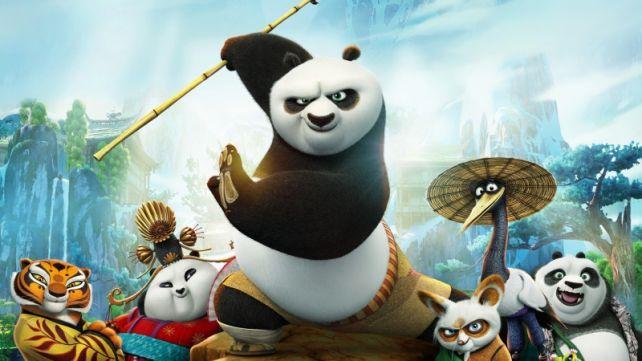 KUNG FU PANDA 3 - $1 Summer Films