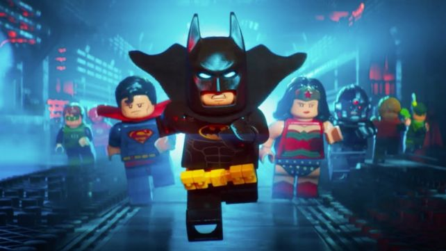 THE LEGO BATMAN MOVIE - $1 Summer Films