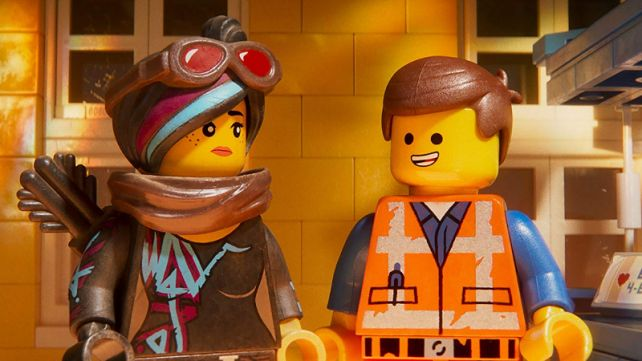 THE LEGO MOVIE 2: THE SECOND PART - Reel Kids